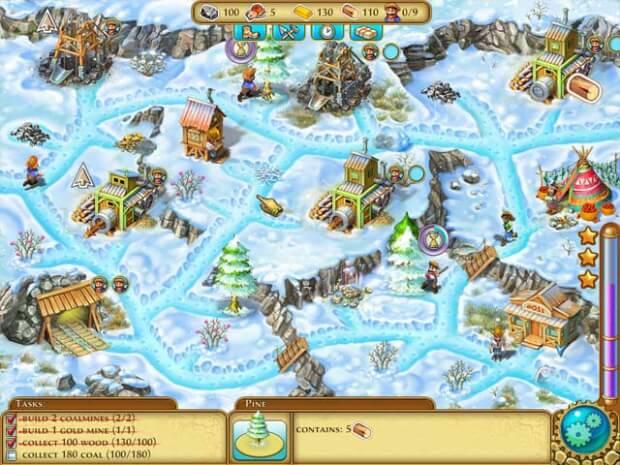 Rush for Gold Alaska pc game screen shot 3