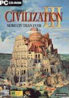 Civilization III Game cover