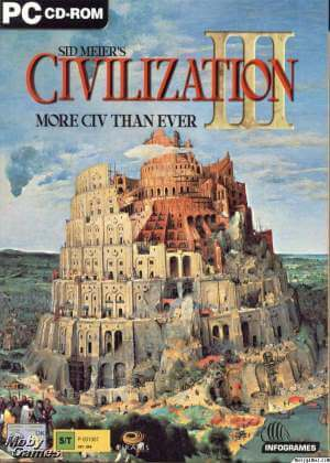 Civilization 3 Game cover