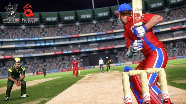 EA Sports Cricket 2014 Screenshot 2