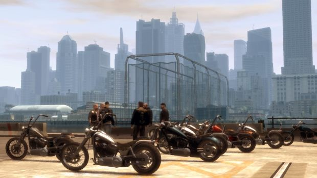 Grand Theft Auto The Lost and Damned Video GamePlay