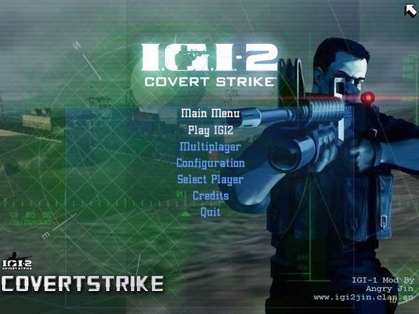 IGI 2 Covert strike free download Main Setup
