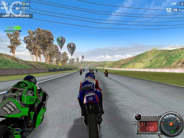 Moto Racer 3 Screenshot