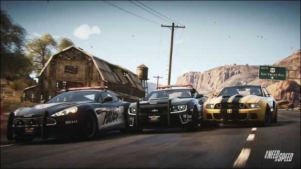 Need for Speed 2015 Video gameplay