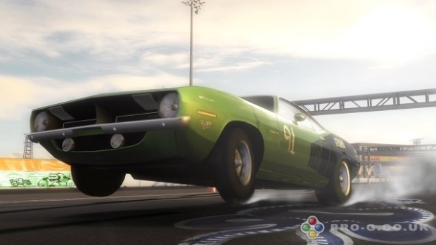 Need for Speed ProStreet Video Gameplay
