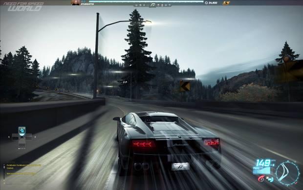 Need for Speed World Screenshot