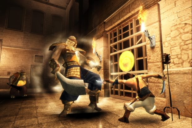 Prince of Persia 4 The Sands of Time Screenshots