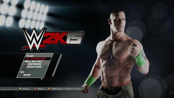 WWE 2K15 Screenshots