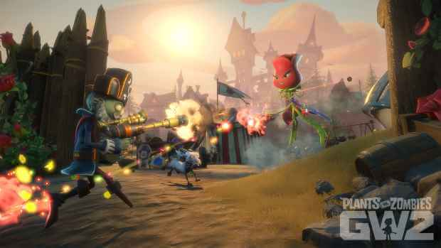 Plants vs Zombies Garden Warfare 2 Screenshots