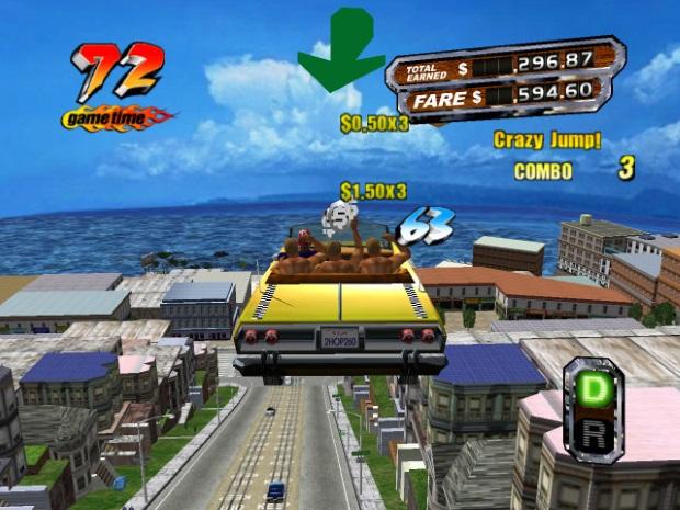 Crazy Taxi Video Game