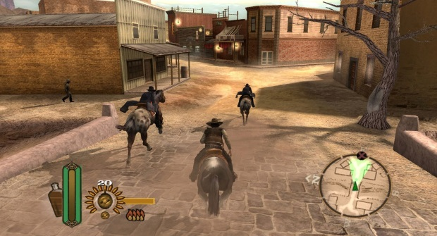 Gun PC Game Screenshot