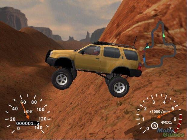 4x4 EVO 2 Screenshot