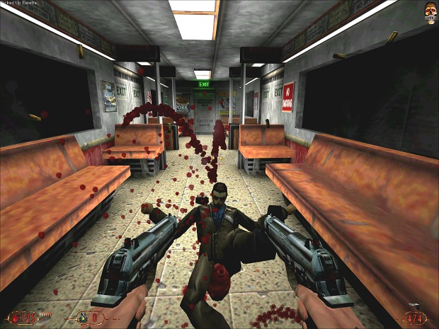 Blood II The Chosen Video Game