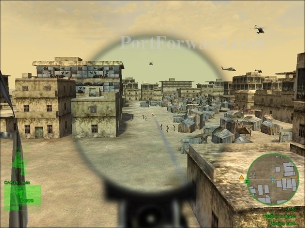 Delta Force Black Hawk Down Screenshot