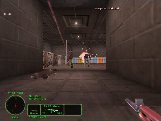 Delta Force Task Force Dagger Screenshot