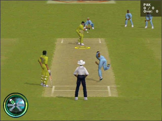 EA Cricket 2000 Screenshot