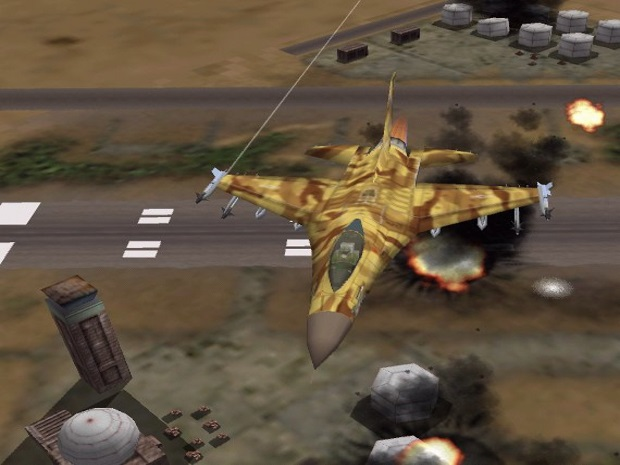 F-16 Agressor Screenshot