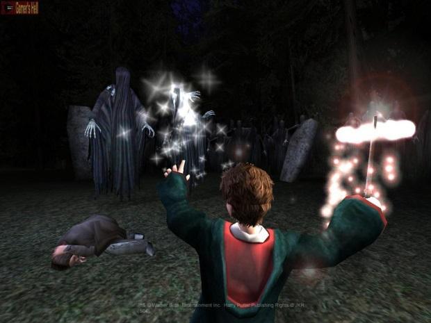 Harry Potter and the Prisoner of Azkaban Screenshot