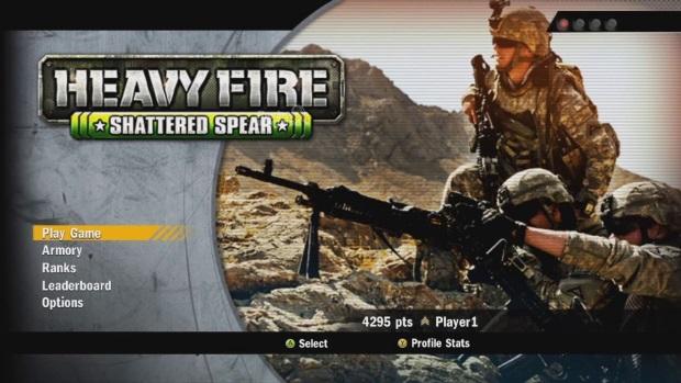 Heavy Fire Shattered Spear Full Version