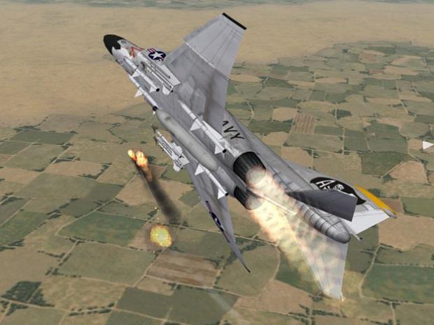 Strike Fighters Project 1 Screenshot
