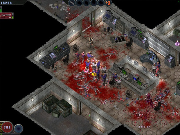 Zombie Shooter Video Game