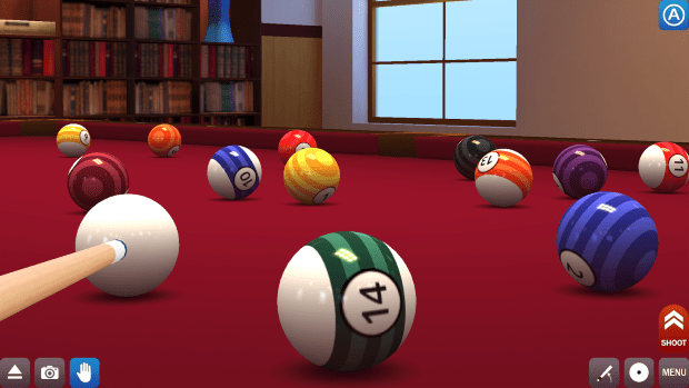3D Pool Billiards and Snooker Video Game