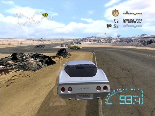 Corvette Screenshot