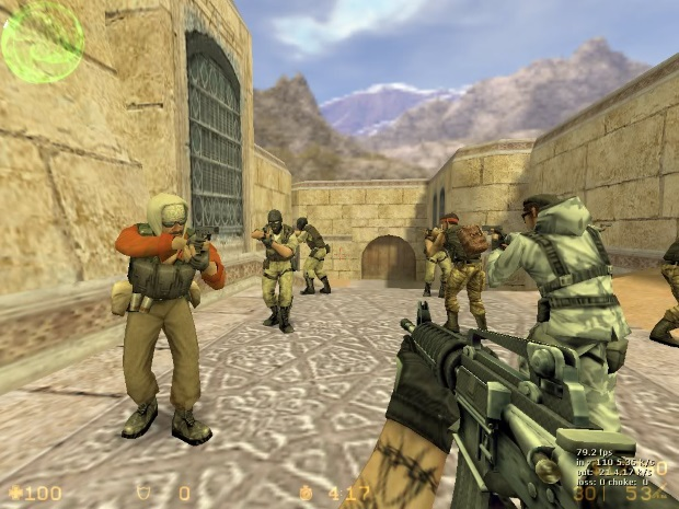 Counter Strike Carbon Full Version