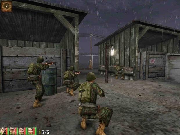 Deadly Dozen Pacific Theater Video Game