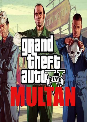 Grand Theft Auto Multan Free Download