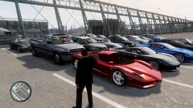 Grand Theft Auto Multan Video Game