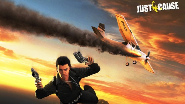 Just Cause 1 Video Gameplay