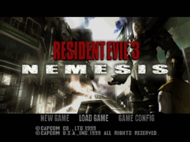 Resident Evil 3 Nemesis Full Version