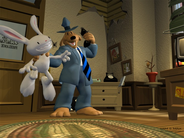 Sam & Max Save The World Free Full Version