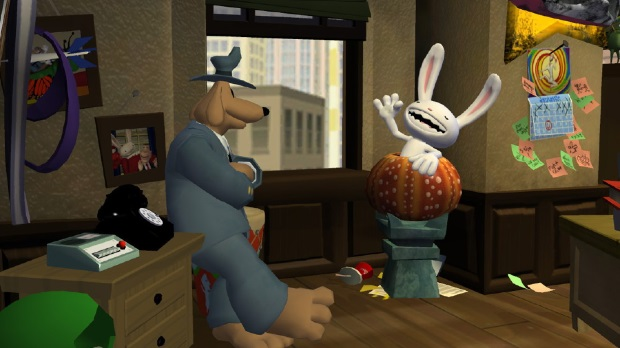 Sam & Max Save The World Video Game