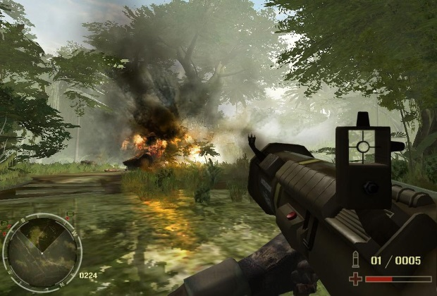 Terrorist Takedown 2 US Navy Seals Screenshot