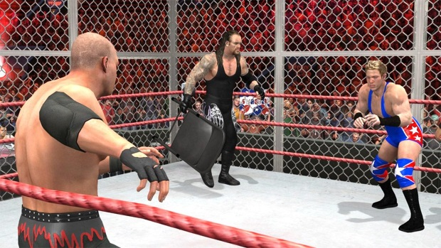 WWE SmackDown vs Raw 2007 Video Game