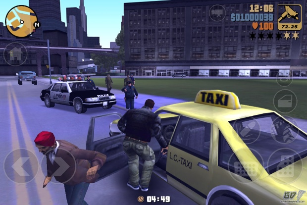 Grand Theft Auto 3 Video Game