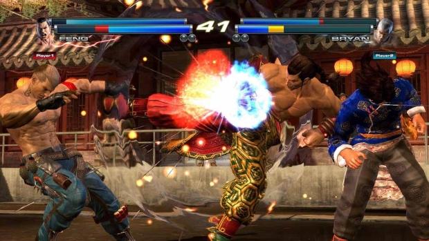 Tekken 4 Screenshots