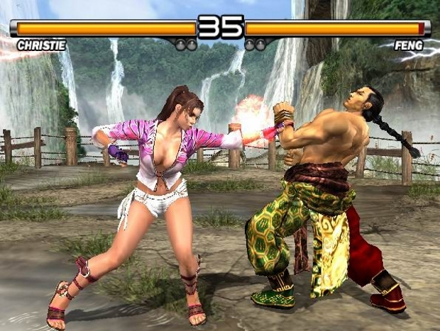 Tekken 5 Video Game