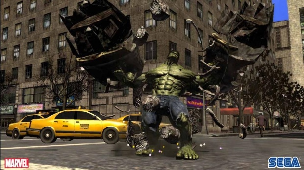The Incredible Hulk Video Game