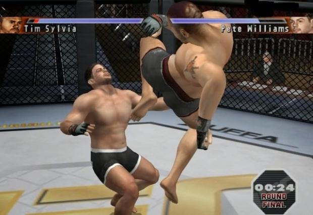 Ufc Sudden Impac Screenshots