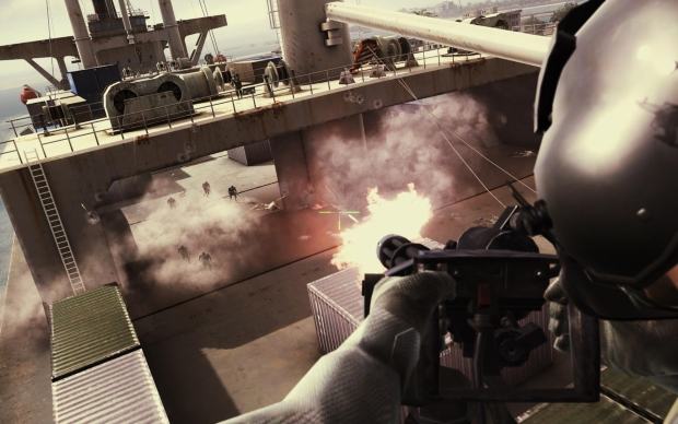 Ace Combat Assault Horizon Enhanced Edition Screenshot