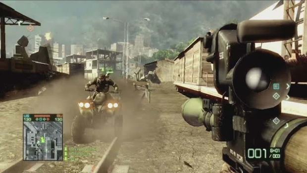 Battlefield Bad Company 2 Screenshots