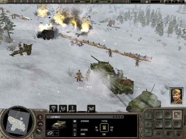 Codename Panzers Phase One Video Game