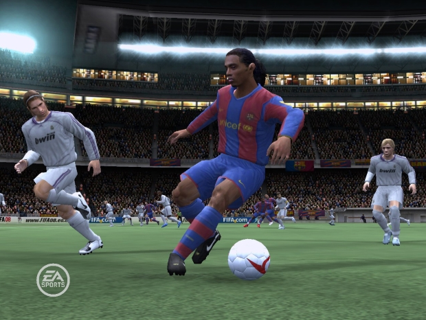 FIFA 2008 Screenshot