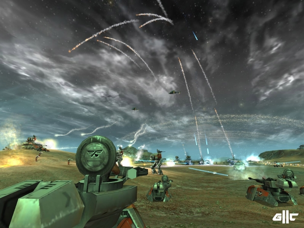 Ground Control 2 Operation Exodus Special Edition Screenshots