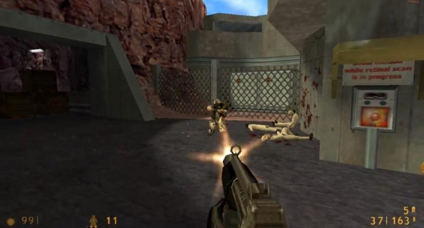 Half Life 1 Video Game