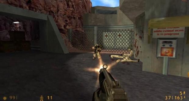 Half Life 1 Video Game