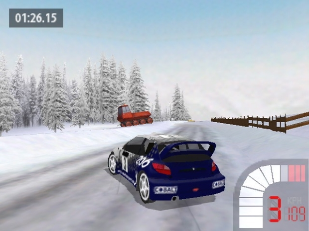 Richard Burns Rally Screenshots